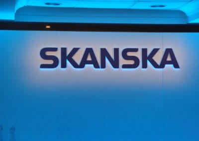 skansa conference AV set up
