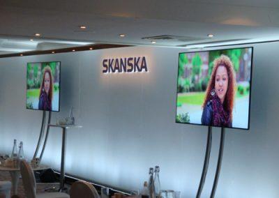 skansa event production lighting